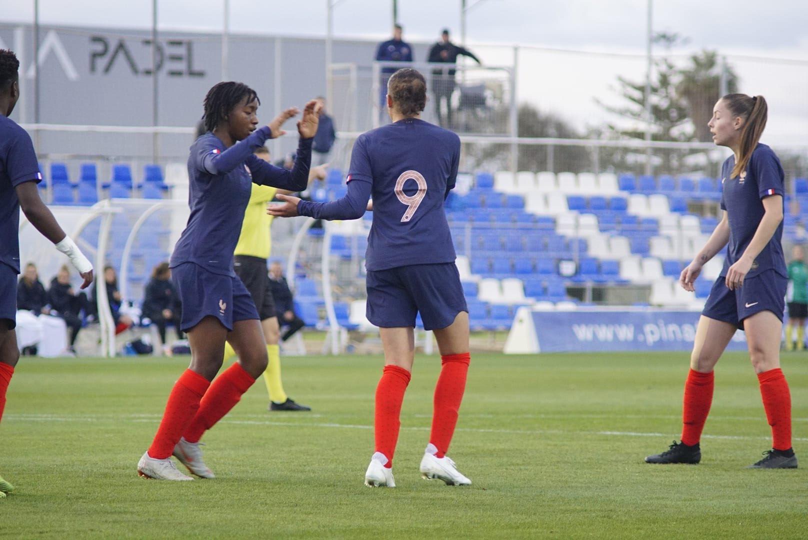 U20 - La FRANCE s'impose face à la RUSSIE