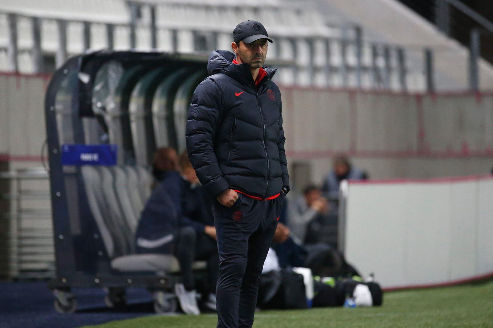Olivier Echouafni (photo PSG)