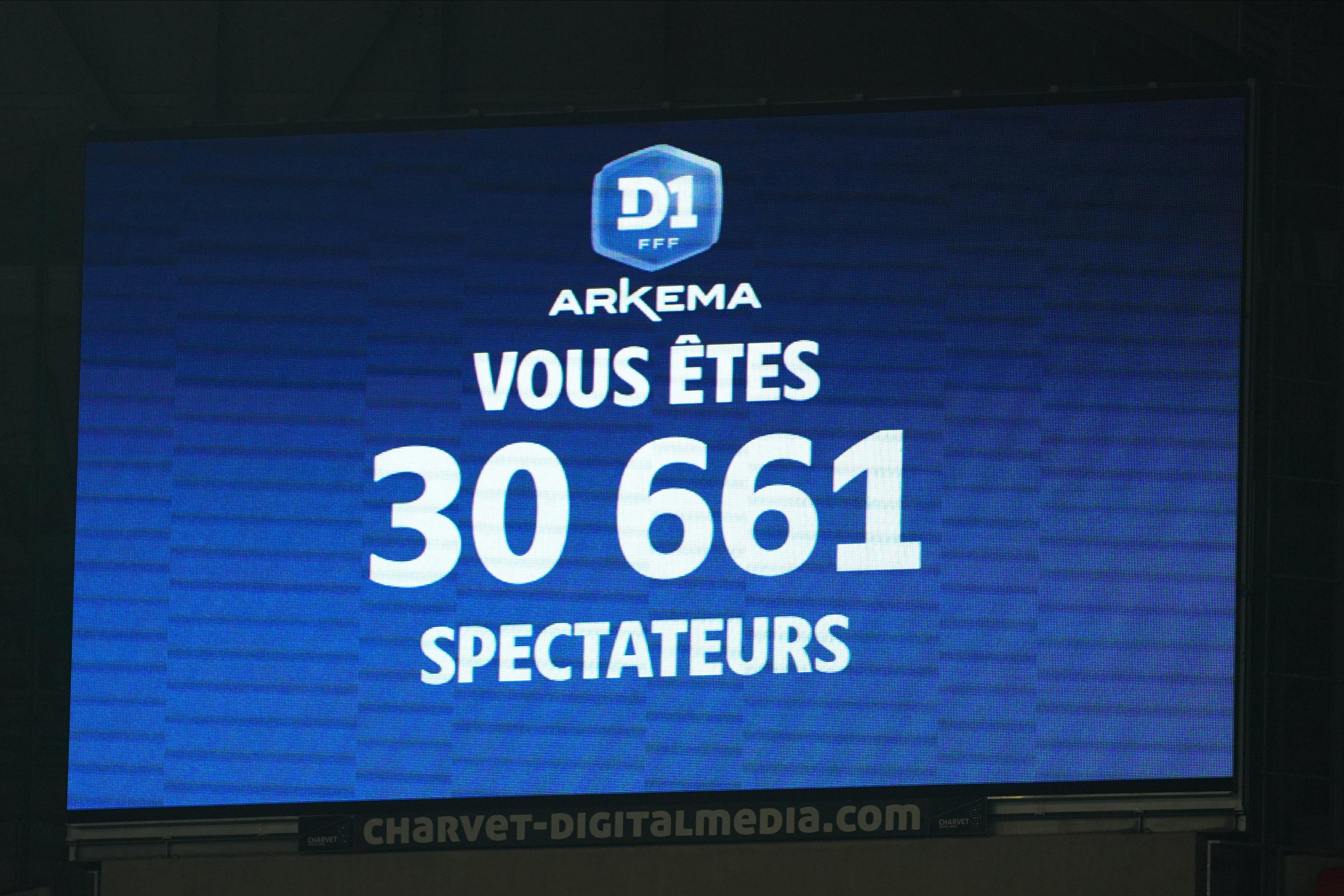 #D1Arkema - L'OL remporte le choc