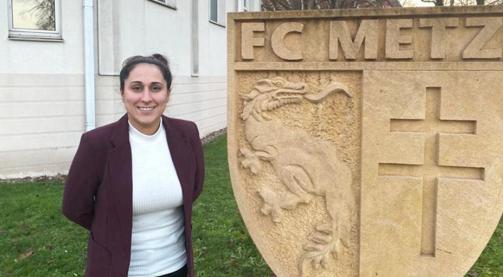 Jessica Silva, nouvelle directrice technique du FC Metz