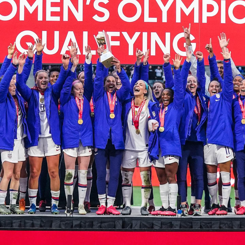 JO 2020 - Qualifications CONCACAF : les ETATS-UNIS sans trembler
