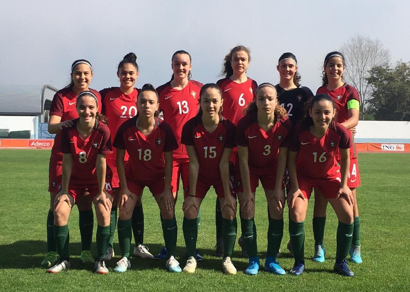 Le onze portugais (photo FPF)