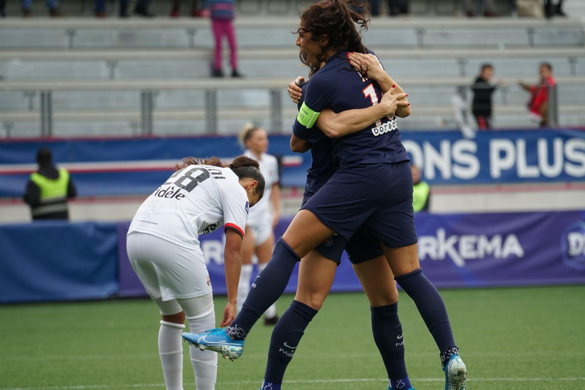 Le PSG avait concédé le nul à l'aller (photo PSG.fr)