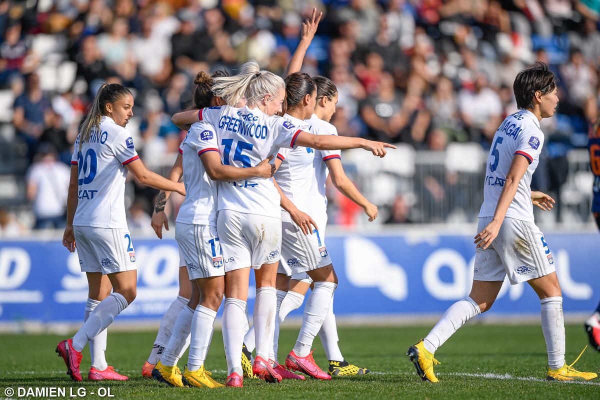 L'OL s'est imposé 5-0 face à Montpellier dimanche (photo OL.fr)