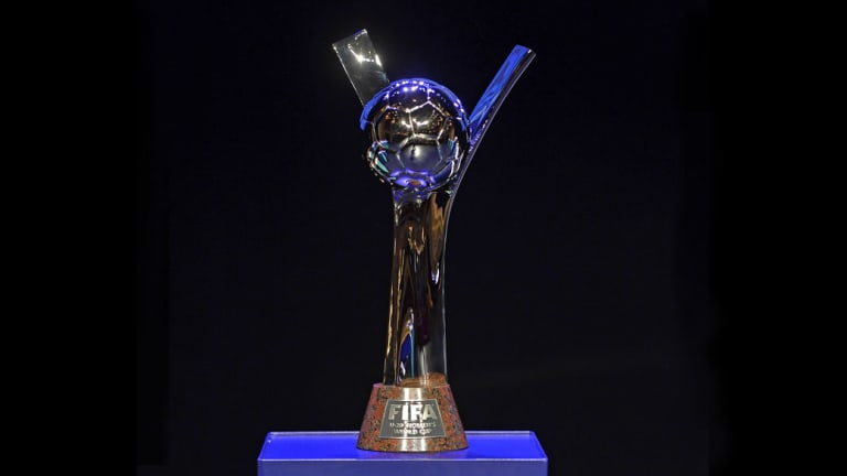Le trophée (photo FIFA)