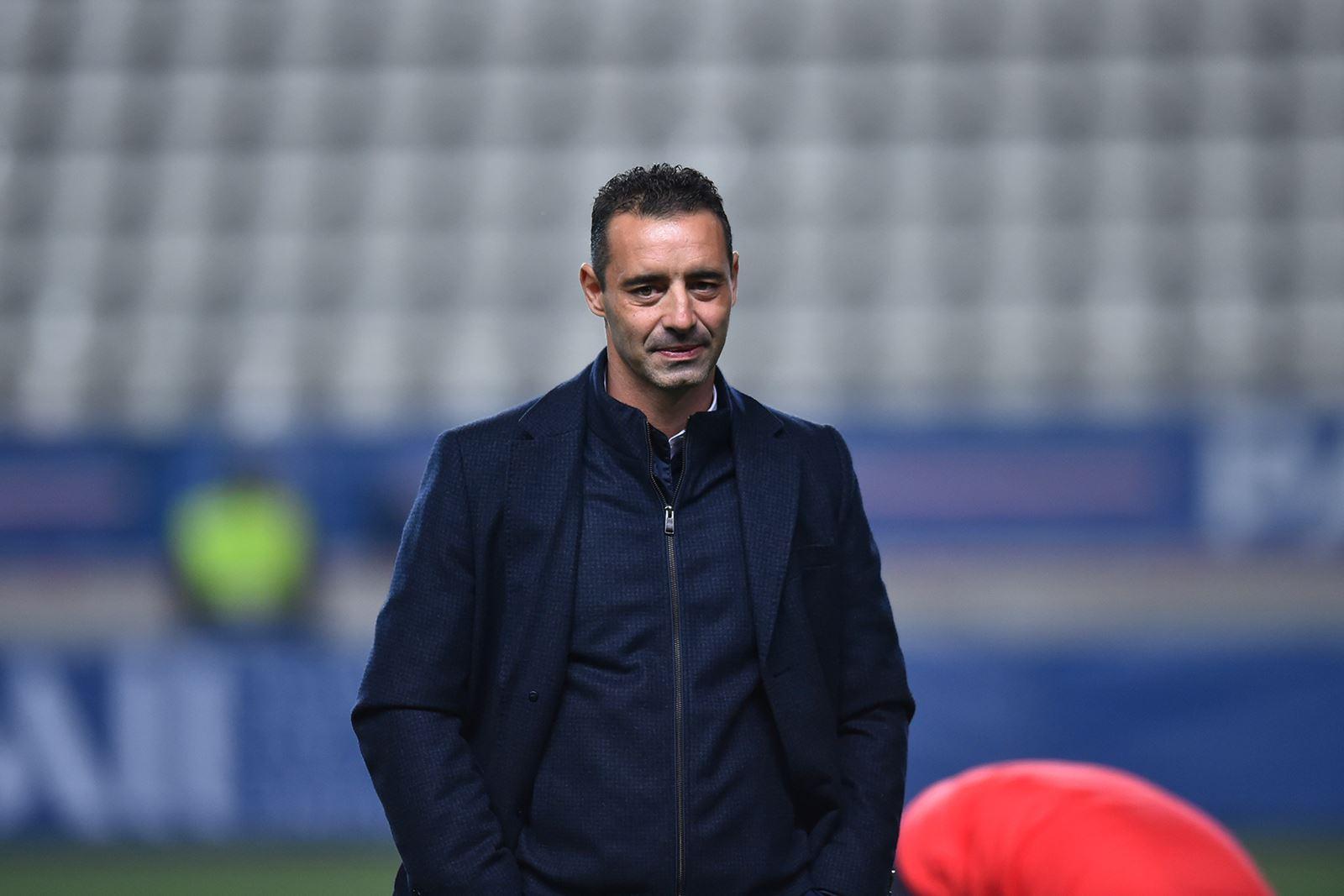 Echouafni a prolongé d'une saison au PSG (photo PSG)