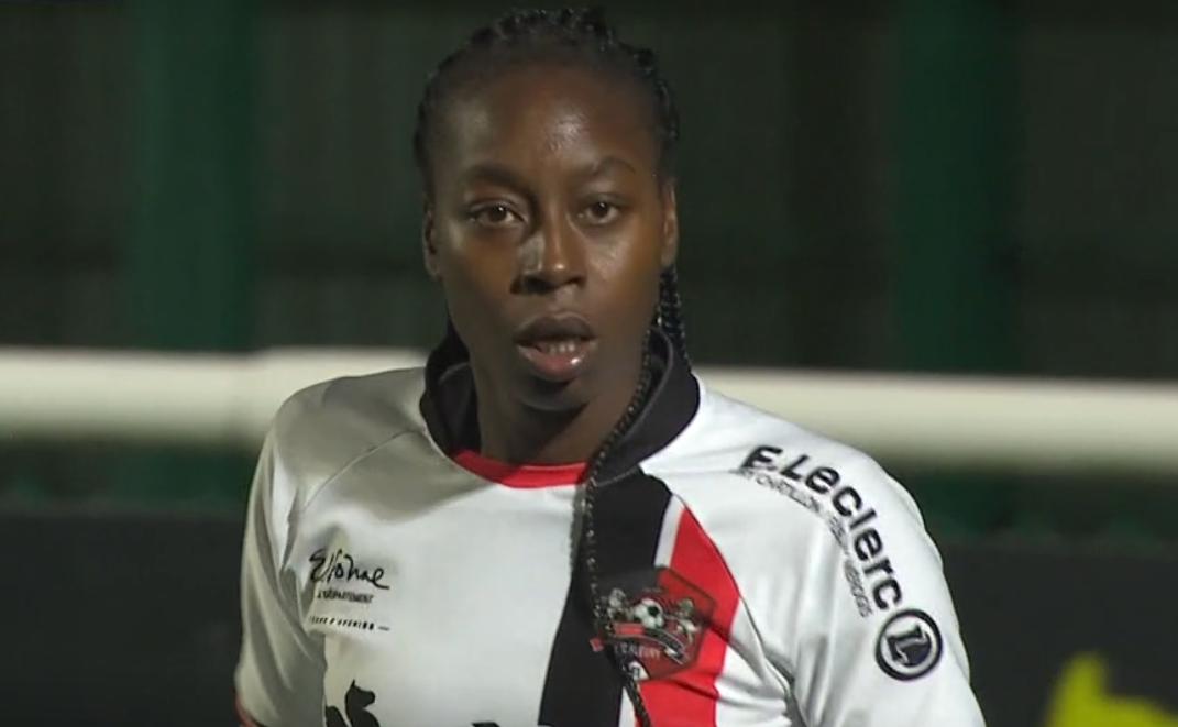 Sissoko (capture écran Canal + Sport)