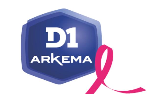 #D1Arkema - Octobre Rose : Le championnat en campagne pour la bonne cause