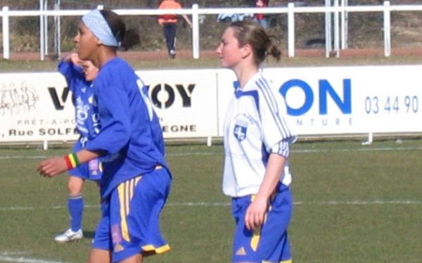 Thiney en 2006 lors de sa dernière saison à Saint-Memmie