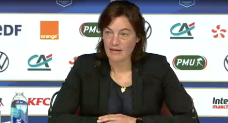 Bleues - Corinne DIACRE et Gilles FOUACHE positifs à la COVID-19