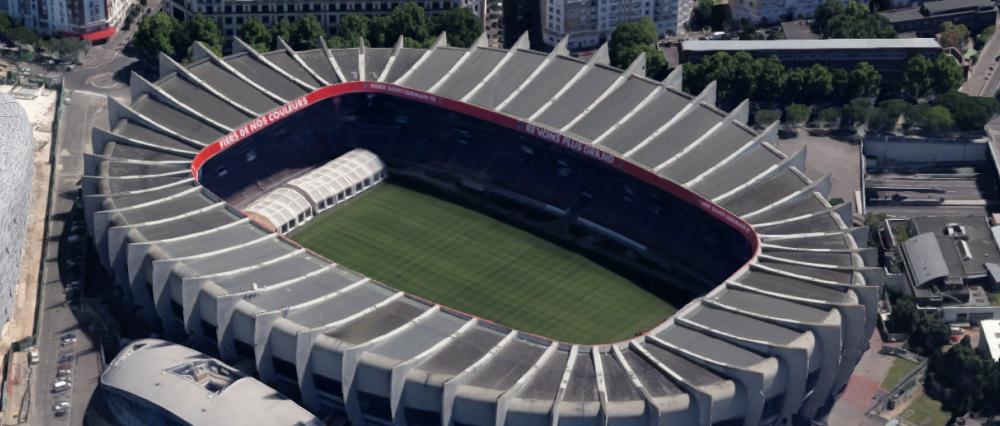 Le Parc des Princes accueillera les finales féminine et masculine en 2024