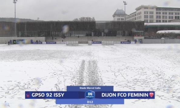 #D1Arkema - La neige perturbe la journée : deux reports