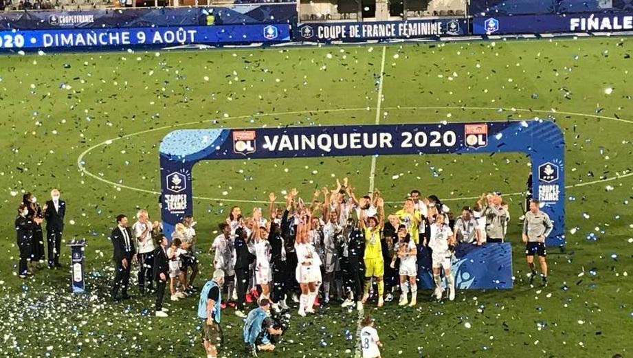 L'OL avait remporté la finale le 9 août dernier à Auxerre