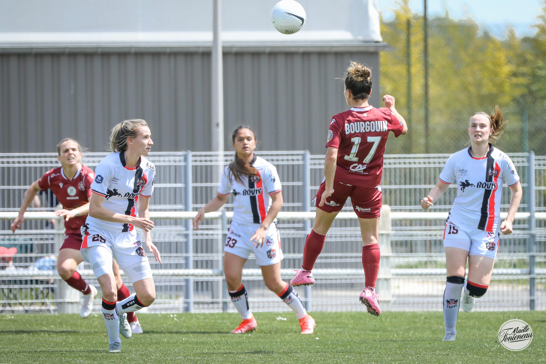 Soyaux et Fleury vont bénéficier chacun de plus de 200 000 € d'aides de la FFF (photo Maëlle Fonteneau)