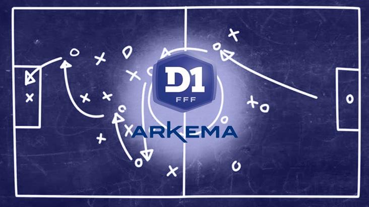 #D1Arkema - Les statistiques de la 21e journée