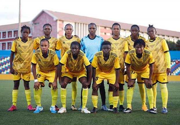Les Maliennes de l'AS Mandé (photo DR)