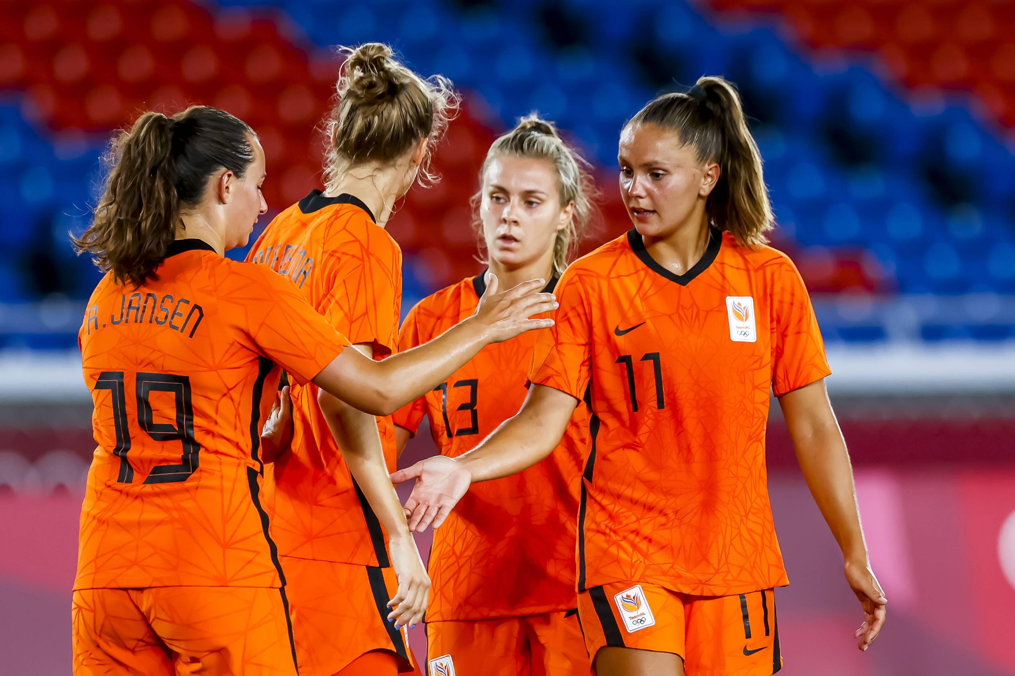 21 buts en 3 matchs pour les Pays-Bas (photo FIFAWWC)