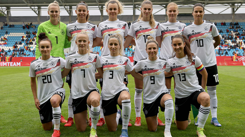L'Allemagne (photo DFB)