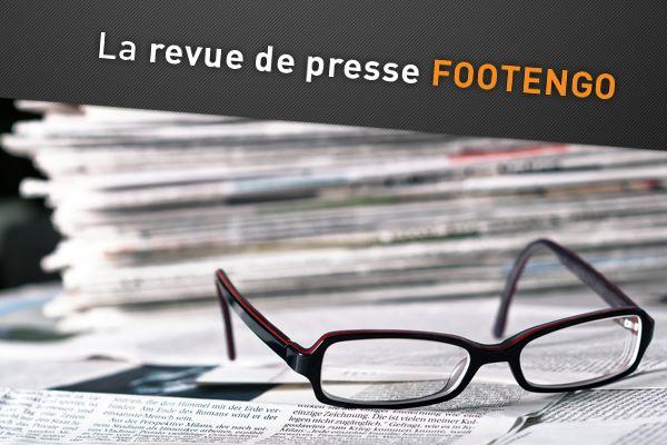 La revue de presse FOOTENGO - Drôles de coupes, drôles de dames et drôles de potes