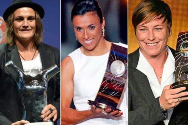 FIFA - Trophée de la joueuse de l'année - La liste des finalistes dévoilée