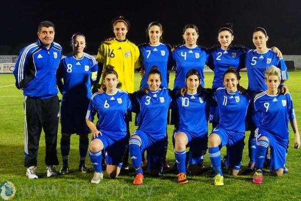La sélection nationale chypriote