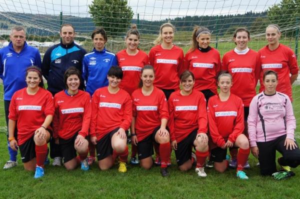 La formation de Pontarlier donnera tout pour réaliser un résultat ce samedi en coupe de France face à l'OL (Photo : CA Pontarlier)