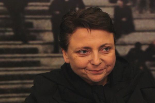 La Présidente du FCF Juvisy, Marie-Christine Terroni (photo FDF)