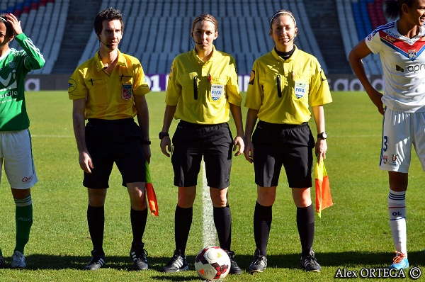 Le trio arbitral