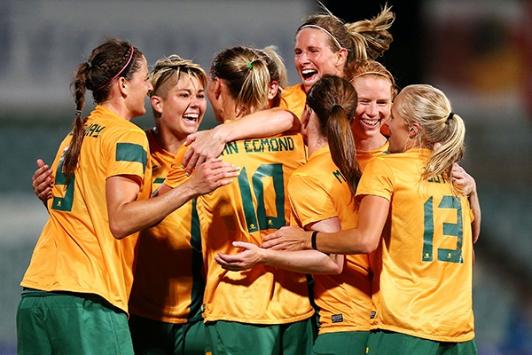 L'Australie reste sur une victoire face aux Bleues à Angers