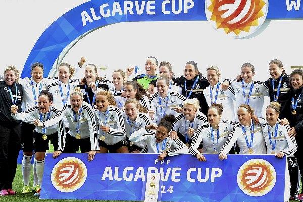 Algarve Cup - L'ALLEMAGNE s'impose face au JAPON