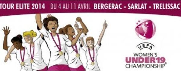 U19 - Les sélectionnées tricolores pour le Tour élite en DORDOGNE