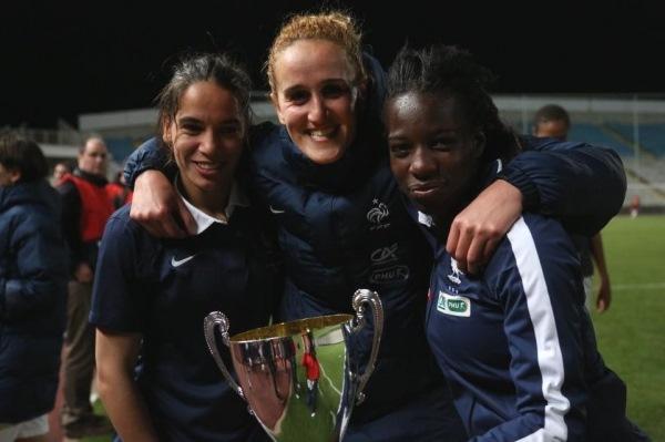 Deuxième finale et deuxième victoire à Chypre pour les Bleues