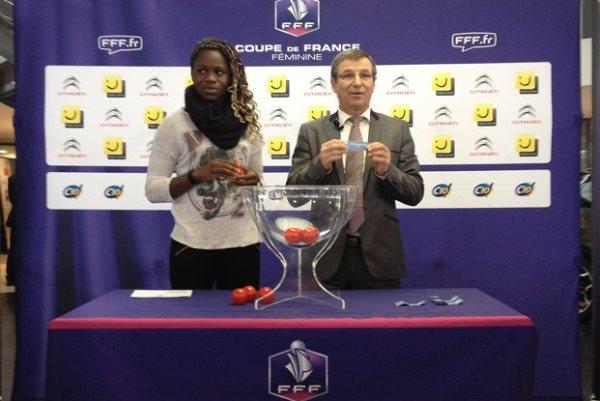 Coupe de France - Le tirage des quarts et demi-finales : Lyon - Montpellier à l'affiche