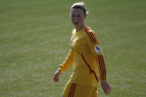 Anne-Marie Banuta retrouve la sélection de Roumanie ce mercredi (crédit : yoel42.skyrock.com)
