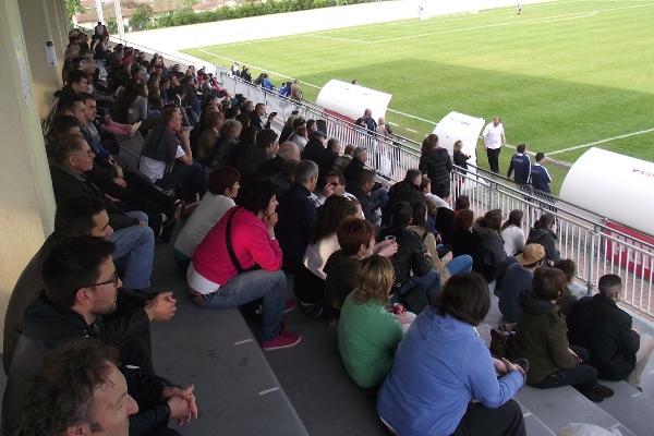 U19 - Dernier galop d'essai pour les Bleuettes et jolie fête pour l'ES BLANQUEFORT