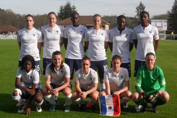 """U19 - France-Suède - Margaux BUENO : """"Il faudra élever notre niveau de jeu"""""""