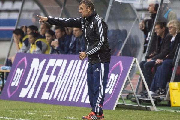Avant son départ, Patrice Lair peut encore réaliser un doublé coupe de France/championnat