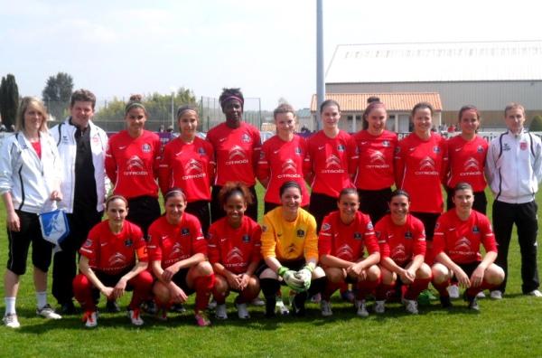 Le FC Vendenheim