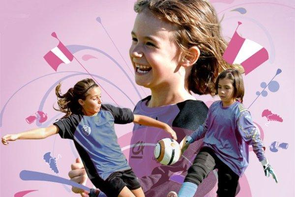 """FFF - La semaine du football féminin débute mercredi : """"focus sur le foot féminin"""""""