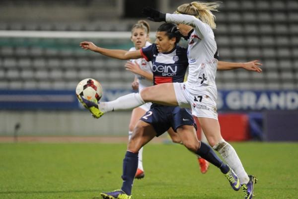 Parisiennes et Juvisiennes se retrouvent pour un derby qui promet (Photo PSG.fr)