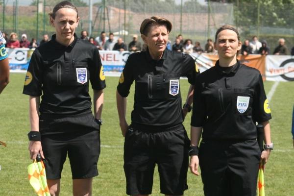 Les arbitres
