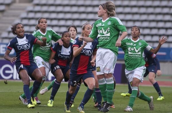 Pendant que l'ASSE joue son maintien face à Yzeure, le PSG tentera d'empêcher le sacre de Lyon