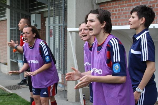 Les filles d'Arras ont signé leur premier match nul de la saison face à Guingamp. Un résultat décisif pour le maintien !