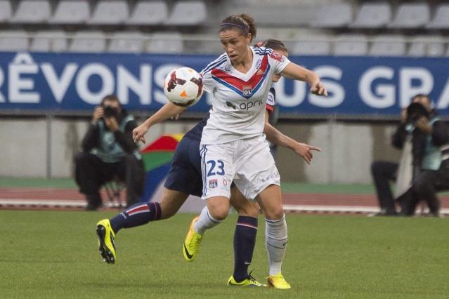 Camille Abily savoure ce nouveau titre en Coupe de France