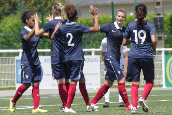 Equipe de FRANCE U20 - Trente joueuses en stage en LORRAINE