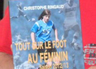 Livre - Le foot au féminin en chiffres (saison 2012-2013)