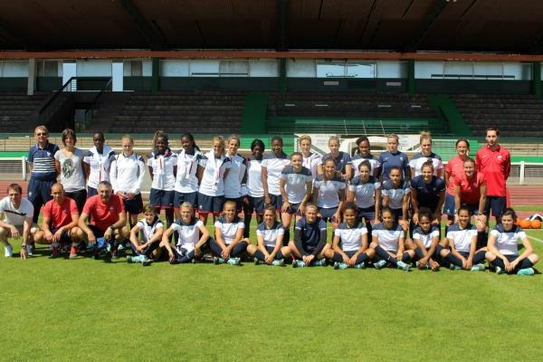 U20 - L'autre ALLEMAGNE - FRANCE