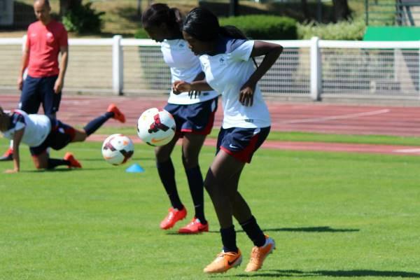 U20 - Défaite face à l'ALLEMAGNE
