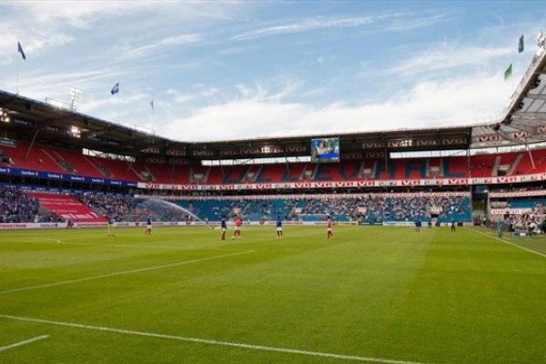 Le stade Ullevaal accueillera la finale 2014 (source UEFA)