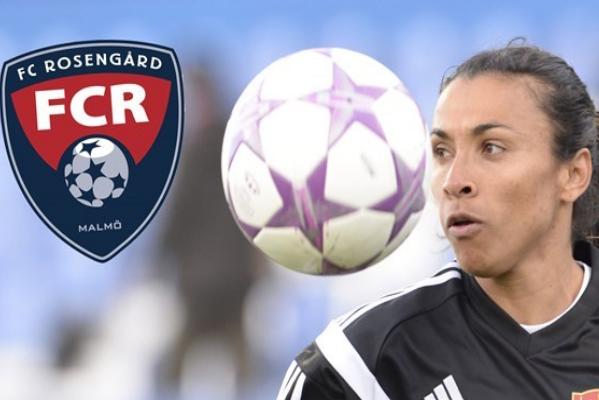 Suède - MARTA rejoint le FC ROSENGARD